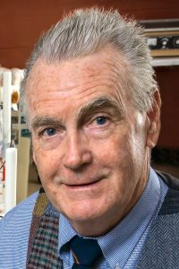James Kelly headshot